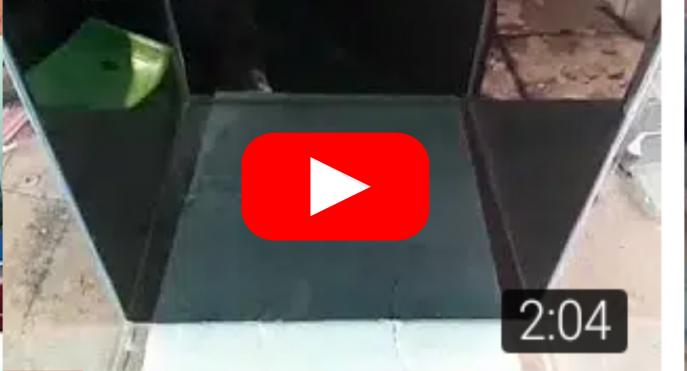Como poner vinilo 3 video