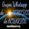 Grupos Whatsapp de especies de acuarios