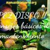 pez Disco , consejos de mantenimiento