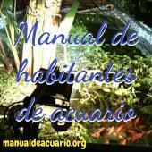 Manual de habitantes de acuario. Sitio de educación acuariofila.