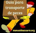 Guía para transporte de peces