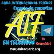Grupo Aqua Internacional Friends en telegram